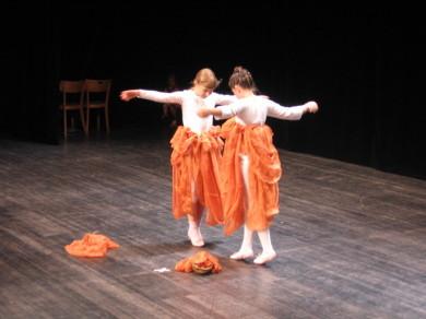 Ballettstange, A.Waganowa, Tanzschule