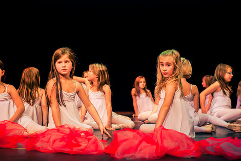 Ballett, Mary Poppins, Kinder Tanzschule